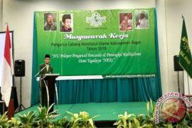PCNU Kabupaten Bogor menyasar empat program utama