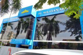 PWI Lampung memiliki gedung kantor baru