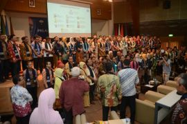 Pelantikan dan Rakernas I Himpunan Alumni IPB periode 2017-2021