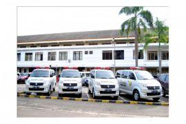 Mobil Ambulance RSUDAM Lampung