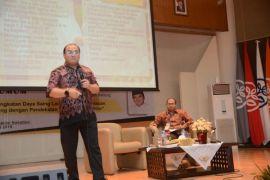 Gubernur Kepulauan Bangka Belitung jadi dosen sehari di IPB