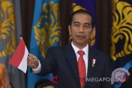 PDIP tetapkan Jokowi sebagai capres 2019