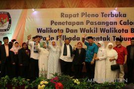 KPU Kota Bekasi undur waktu deklarasi damai