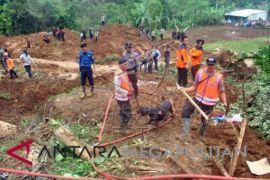 Tim SAR kembali lanjutkan evakuasi korban longsor Bogor