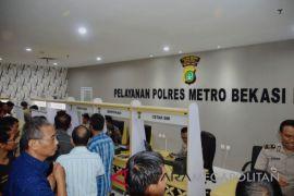 DPMPTSP, kota bekasi sediakan 1.000 makanan gratis