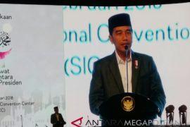 Jokowi 'Ngevlog' di pinggir Sydney Opera House