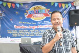 Pj Walkot Bekasi hadiri Festival Jengkol 2018