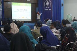 Mahasiswa IPB adakan sosialisasi beasiswa kepada siswa SMA se-Bogor