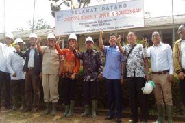 Komisi VI DPR RI Meninjau Pabrik Karet PTPN VII Lampung