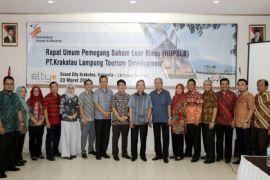 Pemprov dan PT Krakatau Lampung Kembangkan Wisata Laut