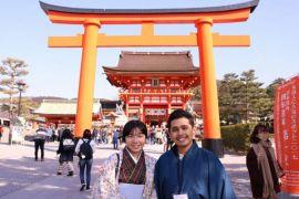 Mahasiswa IPB belajar kelola lingkungan dari Jepang