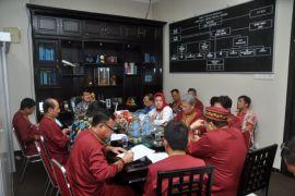Rakor Pencegahan Korupsi Terintegrasi Di Lampung 9-11 April 2018