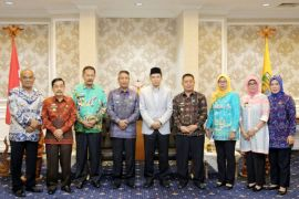 Alumni Al Azhar Kairo Siap Bermitra Dengan Pemprov Lampung