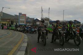 Demo BBM akibatkan arus lalu lintas Bogor tersendat (Video)