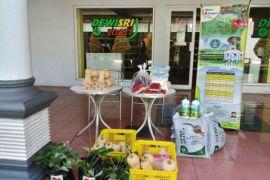 Koperasi tampung produk pertanian PWMP STPP Bogor