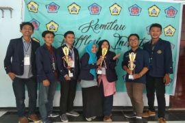 Mahasiswa IPB borong piala di Kemilau Rafflesia Inisiator 2018