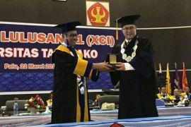 Rektor IPB berikan orasi ilmiah dalam acara wisuda Universitas Tadulako