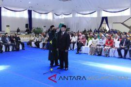 Wahono Sumaryono kembali dilantik sebagai Rektor UP