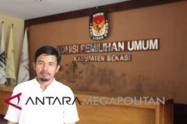 KPU Bekasi sosialisasikan perubahan alokasi kursi Pileg 2019