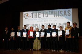 Mahasiswa IPB raih gelar best presenter di Jepang