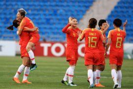 Tim nasional sepak bola putri Jepang menjuarai Piala Asia