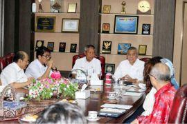 Pemprov Lampung Mendukung Eksplorasi Pencarian Cadangan Minyak Baru