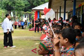 Presiden Jokowi di Papua: Jauhi Narkoba