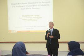 Profesor kimia Universitas Teknologi Malaysia berikan kuliah umum di IPB