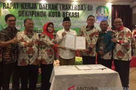 Dekopinda: volume bisnis koperasi Bekasi Rp900 miliar