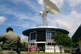 Antena 'full mation' Lapan terbesar di Indonesia