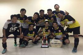 Tak hanya unggul akademik, mahasiswa IPB raih juara II kompetisi futsal