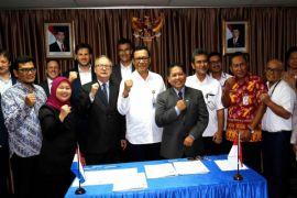 Indonesia-Belanda bermitra kembangkan teknologi pengumpul sampah sungai