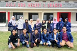Ribuan siswa di Sragen ikuti IPB Goes to School