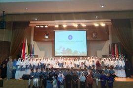 Siswa SMAN 1 Padang Panjang kunjungi IPB
