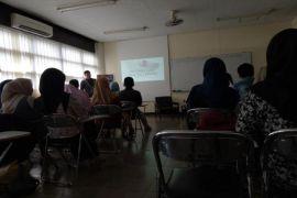 Mahasiswa IPB 'Ngopi' bareng alumni