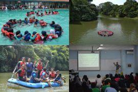 Cegah jatuhnya korban di perairan, IPB gelar pelatihan keselamatan kerja