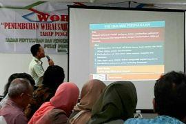 Mahasiswa STPP Bogor paparkan kesuksesan program PWMP