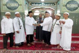 Masjid Nurul Falah Bogor donasikan Rp30,85 juta ke Muslim Palestina (Video)