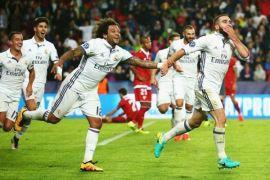 Real Madrid dan AS Roma pastikan tiket ke fase gugur Liga Champions