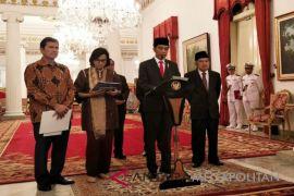 Jokowi sampaikan Kinerja lembaga negara