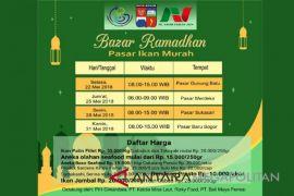 Bogor gelar bazar Ramadhan pasar ikan murah