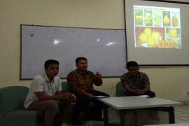Mahasiswa Agronomi IPB buka wawasan tentang buah-buahan langka