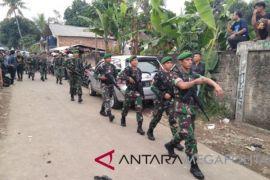 Kericuhan ratusan buruh Sukabumi berhasil dikendalikan
