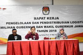 KPU Kota Depok: Logistik Pilgub jabar aman