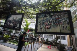 Diskusi refleksi 20 tahun reformasi di Lampung