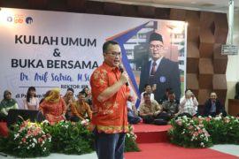 Pesan Rektor IPB agar alumni IPB menang di era disrupsi