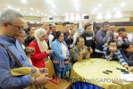 Konferensi Pers Direktur Utama PT Indocement Tunggal Prakarsa Tbk