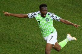 Nigeria lolos ke 16 besar kalahkan Islandia 2-0