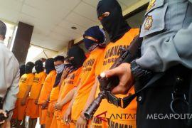 12 pengedar sabu Karawang ditangkap