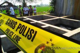 Polisi tutup pabrik tekstil pembuang limbah sembarangan